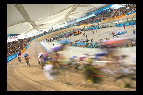 National Velodrome Cycling Complex - Courtesy of Designhive/Glasgow2014